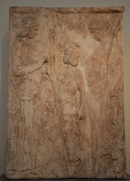 Eleusinian votive relief