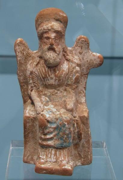 Estatuilla de Hades