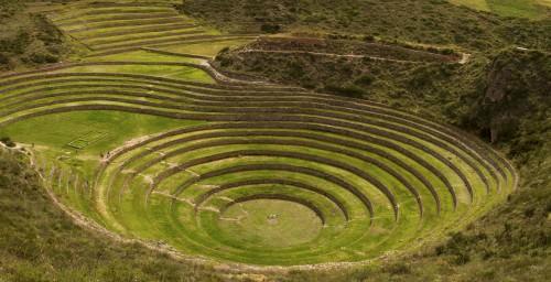 Inca Agrícola Terrazas