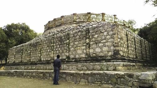 Mohra Moradu Stupa