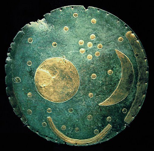 The Nebra Sky Disk - Ancient Map of the Stars