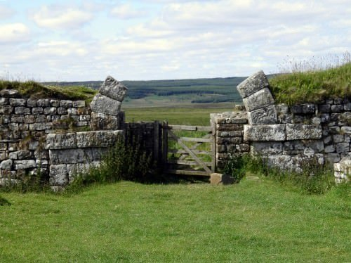 Hadrian's Wall Milecastle 37