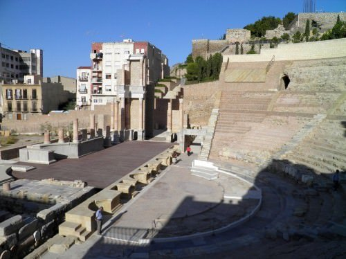 Roman Theatre of Carthago Nova