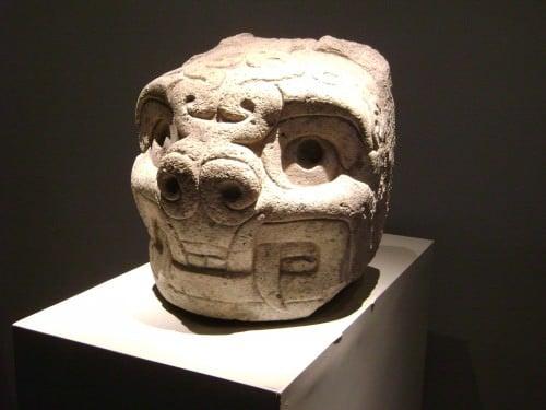 Chavin Stone Tenon Head