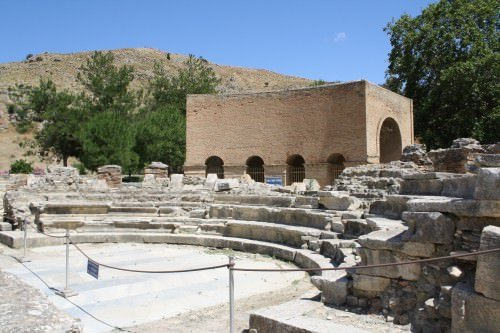 Gortyn, Creta