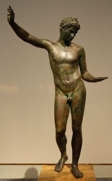 Bronze Greek Athlete