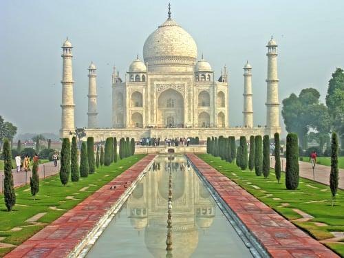 Taj Mahal, culture