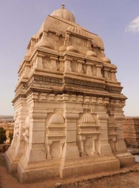 Sath Graha Temple (Side)
