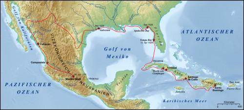 Expedición Narváez