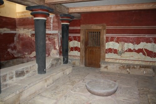 Minoan Architecture Ancient History Encyclopedia