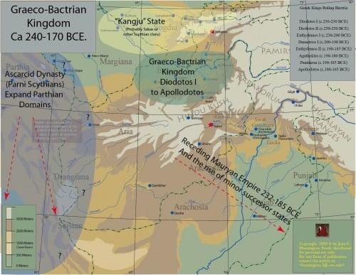 Graeco-Bactrian Empire