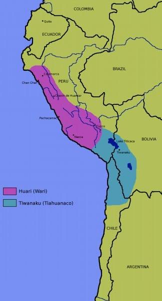 El Imperio Wari