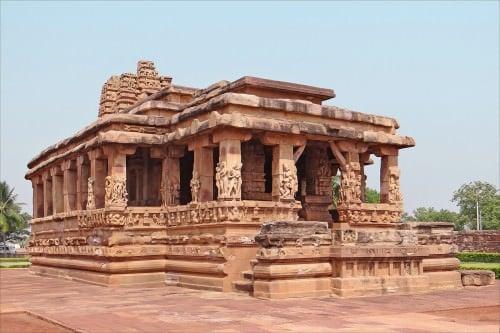 Templo Durga, Aihole