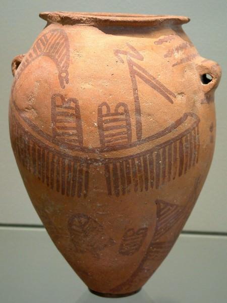 Cerâmica Naqada II