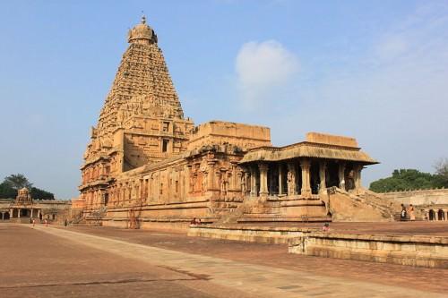 Templo Brihadishvara, Thanjavur