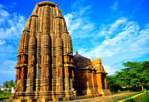 Rajarani Temple, Bhubaneshwar