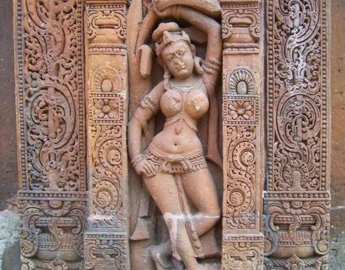 Dançarino, Vaital Deul, Bhubaneswar