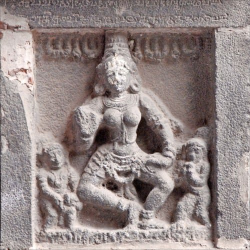 Dancer, East Gopura, Chidambaram