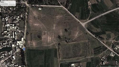 Bhir Mound Excavations