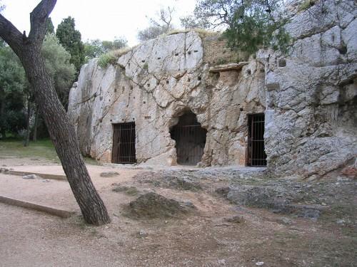 Socrates' Prison, Athens