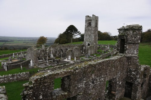Slane Abbey