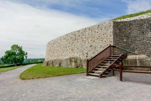Newgrange in Bru na Boinne, Ireland