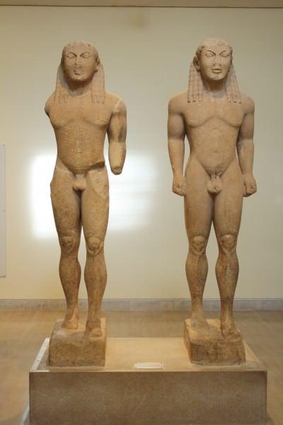 Kouroi of Argos