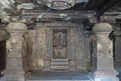 Indra Sava - Ellora Caves