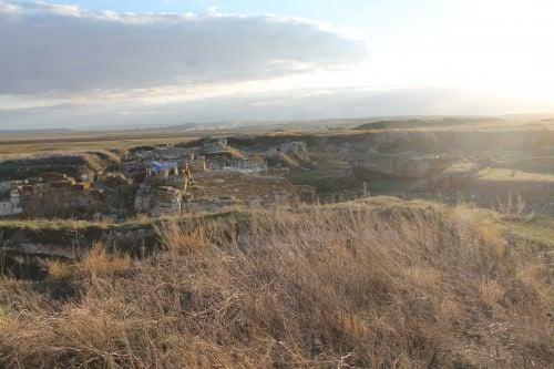 Gordium, ciudad capital de la antigua Frigia