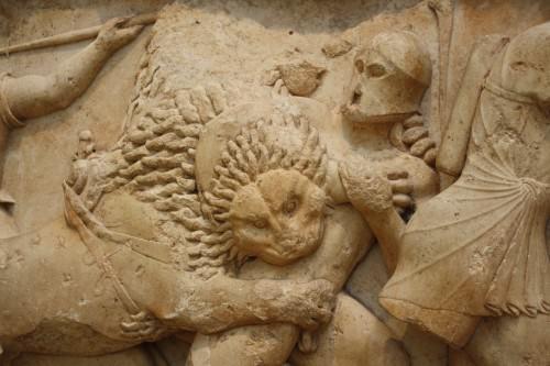 Gigantomaquia de Delfos