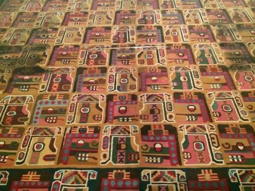 Panel Wari Tapestry