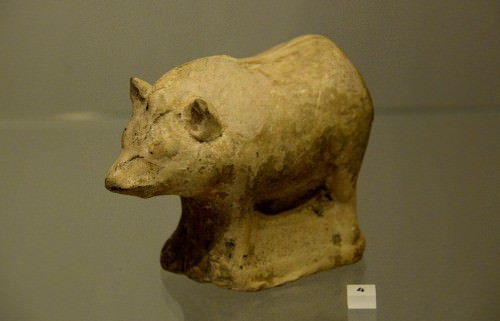 Roman Votive Boar, Burnswark