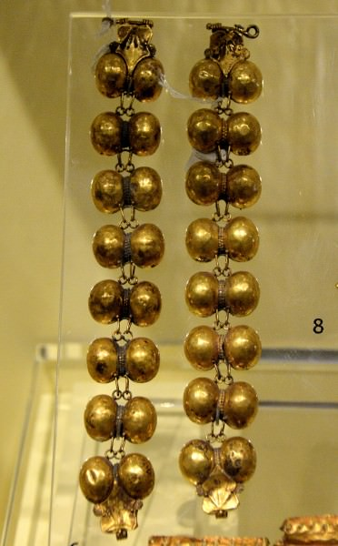 Gold Bracelet from Pompeii