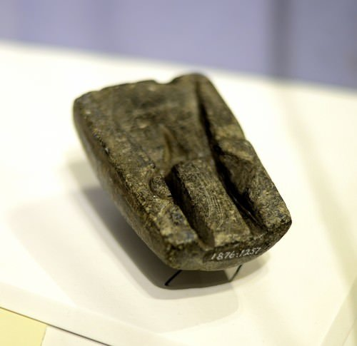 Mould for Palstave Axes from Ancient Ireland