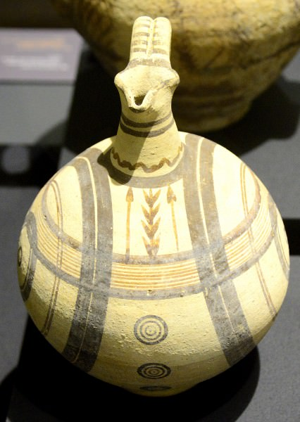 Pottery Jug from Ancient Cyprus