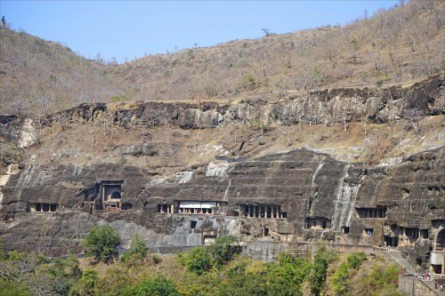 The Ajanta Caves