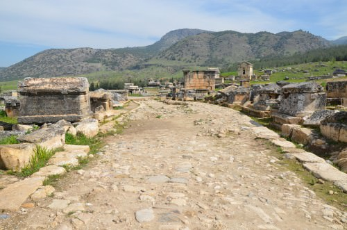 The Northern Necropolis of Hierapolis, Phrygia
