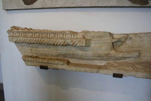 Buque naval romano