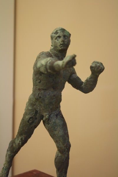 Greek Pankratiast