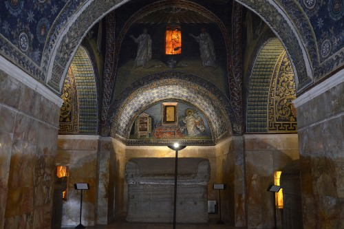 Mausoleum of Galla Placidia, Ravenna
