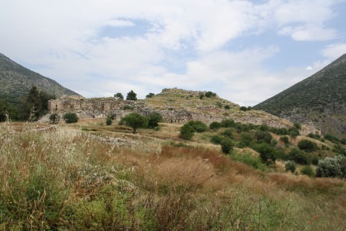 Mycenae Citadel