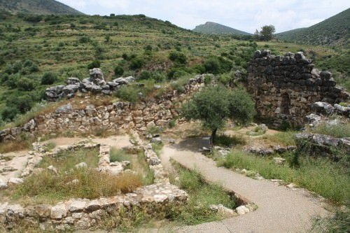 South Gate, Mycenae