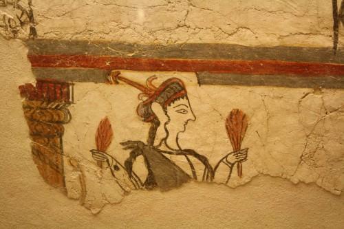 Fresco micénico