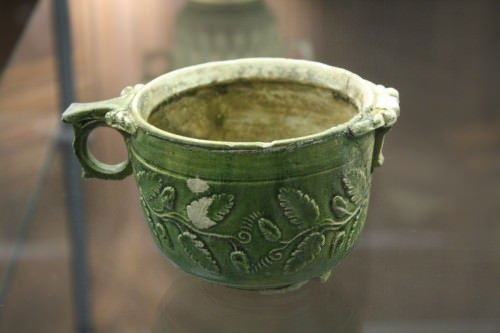 Roman Glazed Pottery Cup