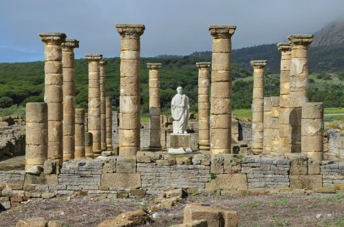 Basilica of Baelo Claudia, Spain