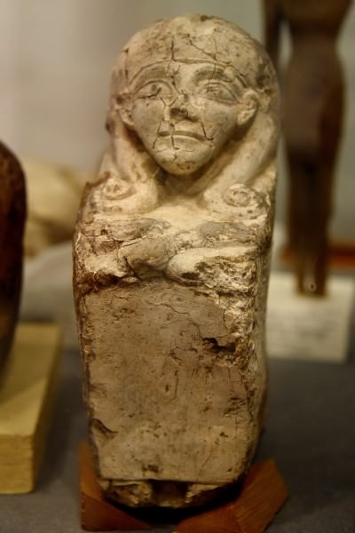 Statuette of a Woman, Egypt