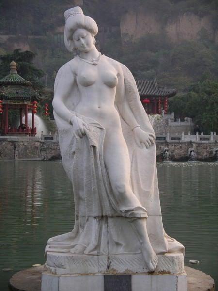 Lady Yang Guifei