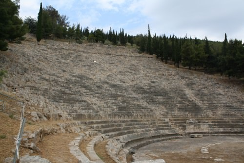 Theatre of Argos