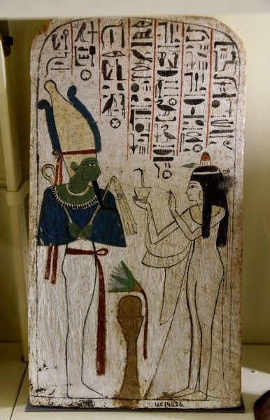 Stela of Neskhons Queen of Pinezem II