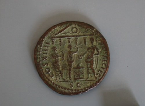 Roman Copper As